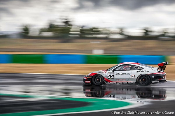 Covering course voiture - Signa France