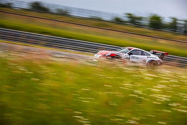 Covering course voiture porsche - Signa France