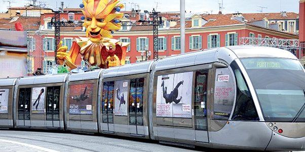 Adhésif numérique Tramway - Signa France