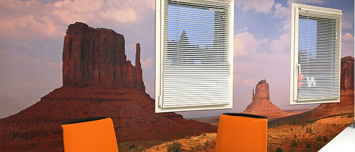 Décoration papier peint imprimable paysage