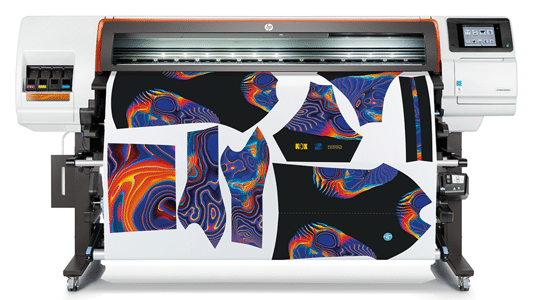 Machine impression Sublimation HP Stitch S300 - Signa France