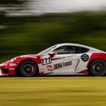 Porsche GT4 Cayman Signa France - Team Racing Technology