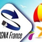 Logo Vacances été - Signa France